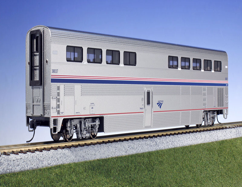 Amtrak phase ivb ho scale
