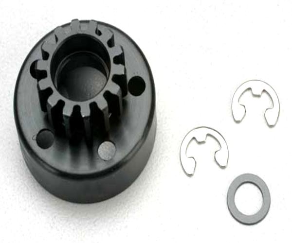 Traxxas 5214 Clutch Bell 14TFiber WasherE-Clip Revo 2