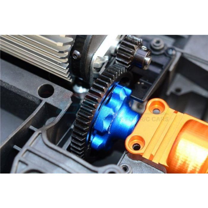 GPM-TXM8035S-B X-Maxx 6S X-Maxx 8S Aluminium Cush Drive Gehäuse mit Antriebswell