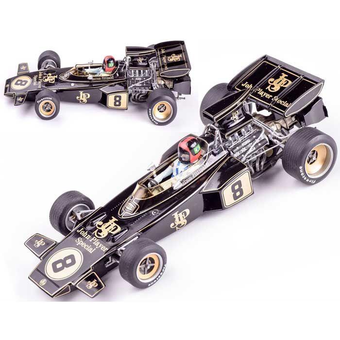 SLOT IT SICAR02C LOTUS 72 MONACO GP JOHN PLAYER /'72 NEW 1//32 SLOT CAR IN DISPLAY