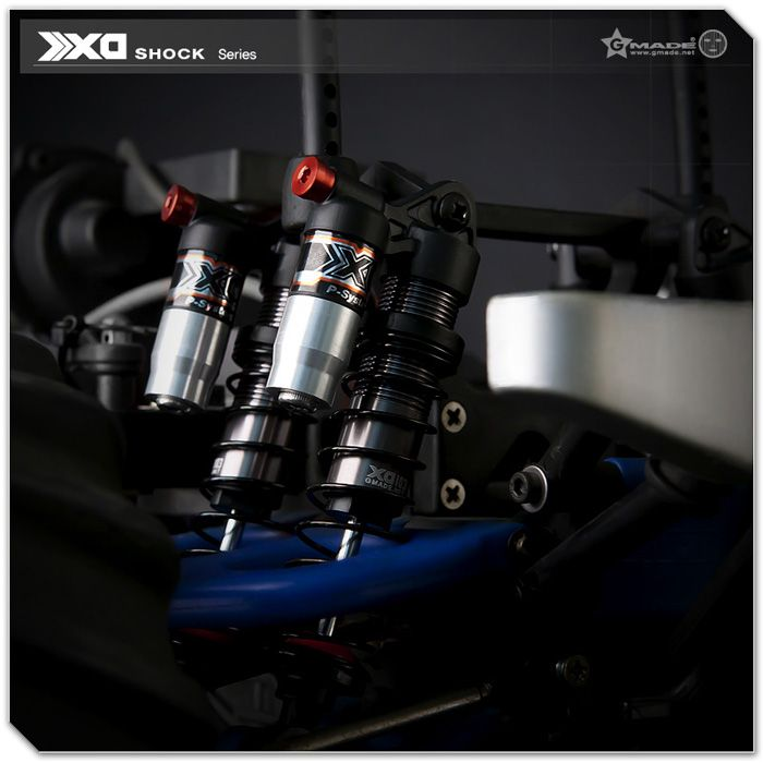 Gmade XD Piggyback Shock 103mm GMA21007 2