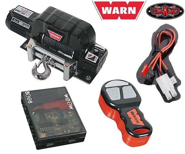 Rc Wd Winch Controller